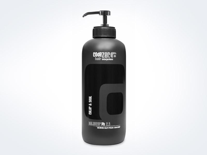shampoo balancer ph 2.5 di code zero hair products